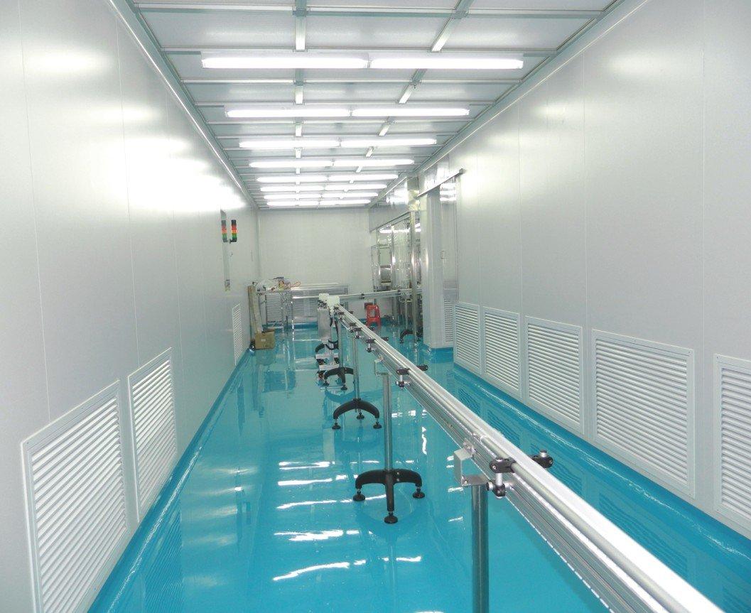 洁净室用灯具技术要求规范标准 GB24461-2009 (灯具技术要求)