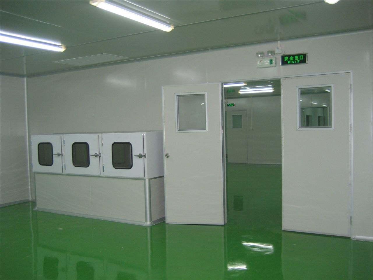 洁净厂房的关键之处 洁净工程给排水体系设计思考