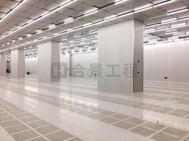 华星光电净化工程案例