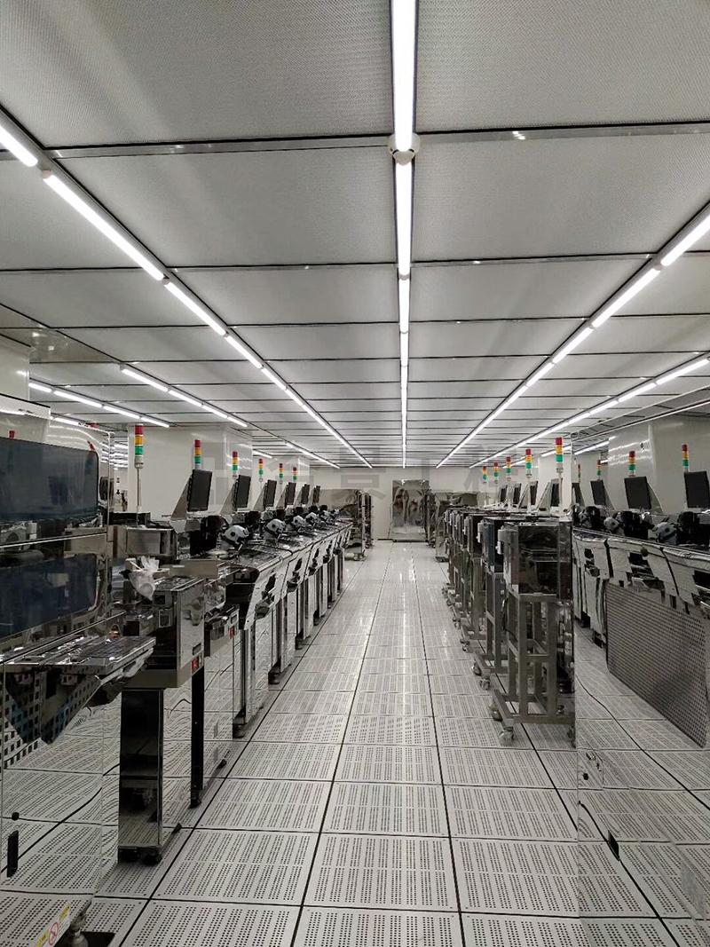 长城开发科技净化工程案例